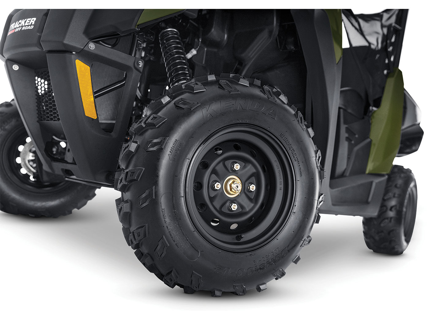 ATVs - Side by Sides - TRACKER OFF ROAD
